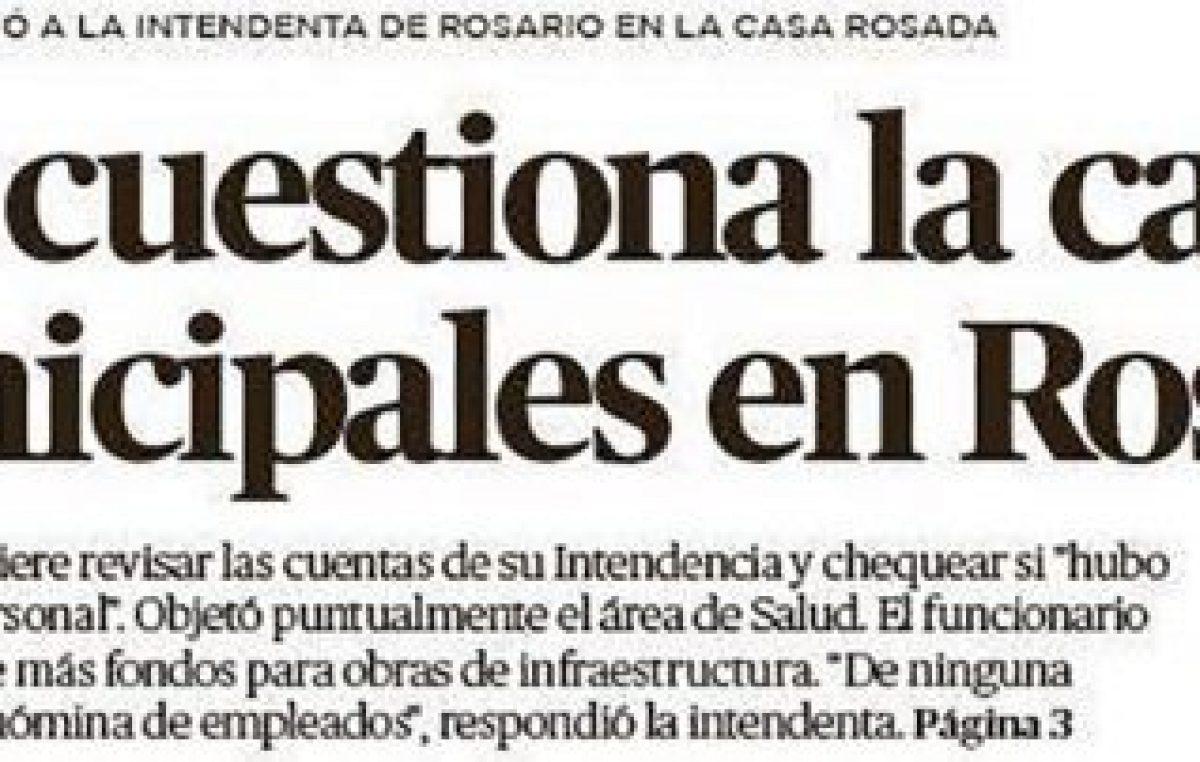 Santa Fe: Estado de Alerta y Movilización ante las presiones para despedir trabajadores municipales