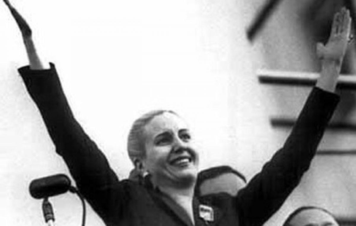 Evita todavía es revolucionaria