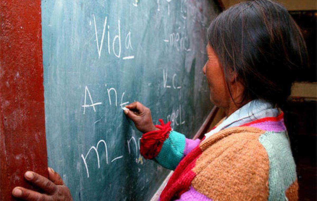Tucumán se hizo cargo de un programa de alfabetización que Nación dio de baja