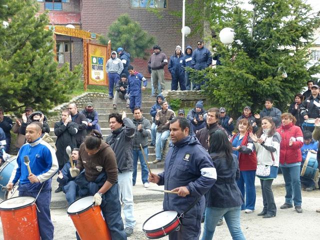 Municipales de Río Turbiodefinieron 22 días seguidos de paro de actividades