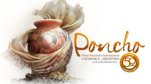 Fiesta Nacional e Internacional del Poncho, Catamarca, del 13 al 23 de julio