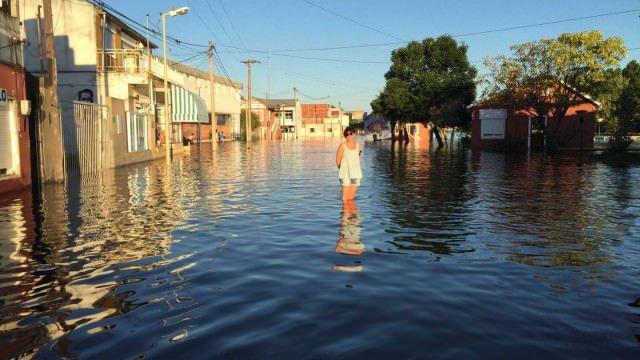 Instalaron equipamiento en cinco municipios entrerrianos para reducir el riesgo por inundaciones