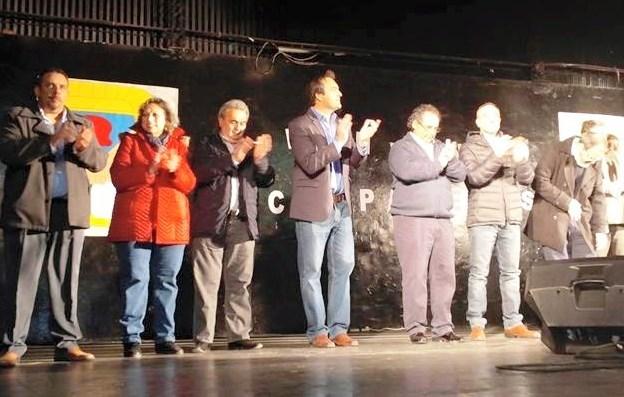 """Lamarque: """"Las carencias de la crisis, las cubren los municipios"""""""