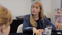 """Verónica Magario: en La Matanza, """"hay sectores que ya no comen"""" debido al contexto de ajuste"""