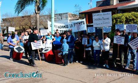 Empleo en peligro en Acebal: una industria del calzado en crisis espera respuestas oficiales