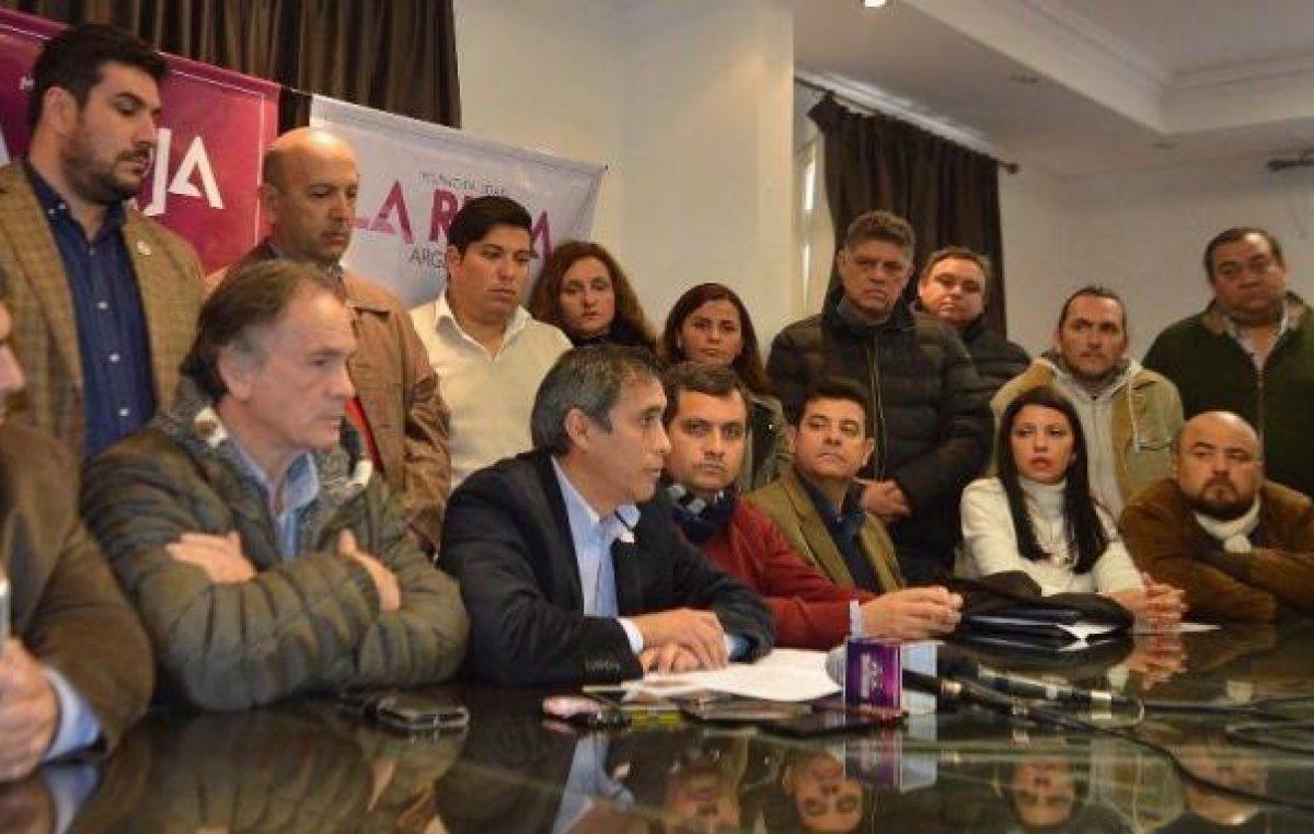 Otra vez el municipio de La Rioja denuncia ser sometido a asfixia financiera