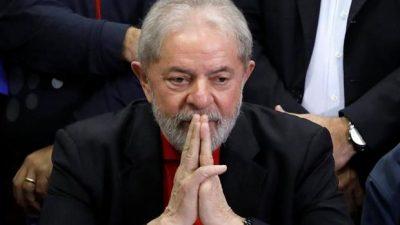 Lula redobla la apuesta y lanza su candidatura