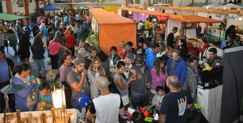 Feria de invierno de Productores, Emprendedores y Artesanos, Rawson, 8 y 9 de julio