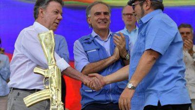 Las FARC lanzarán su partido político oficial
