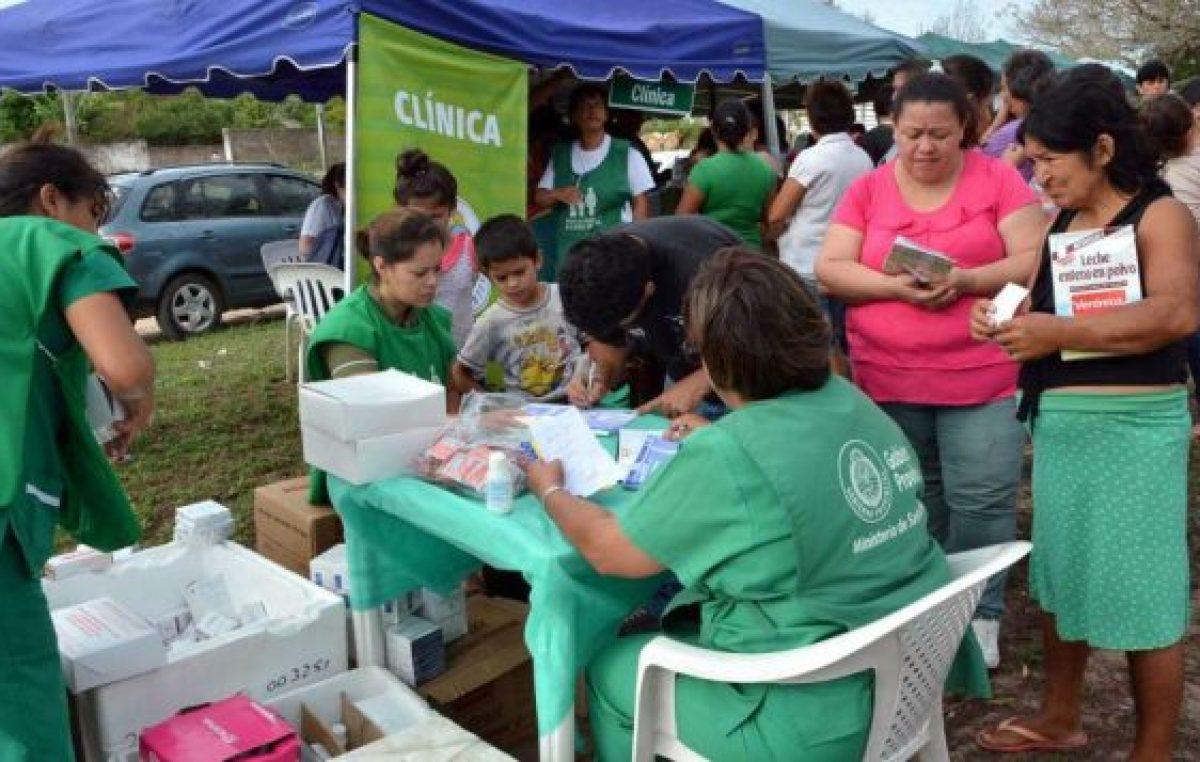 Córdoba: Médicos comunitarios seis meses sin cobrar