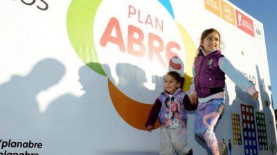 El Plan Abre Familia se afianza en Rosario y lo estudian en varias partes de América latina