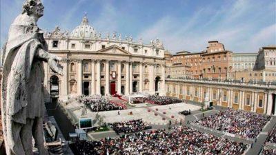 """El Vaticano crea una red mundial de lucha """"contra la corrupción"""""""