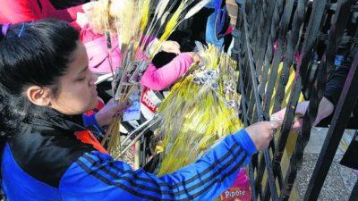 Rosario: El temor a perder el empleo promete una celebración masiva en San Cayetano