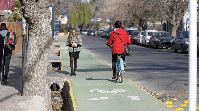 Buscan integrar las ciclovías de los departamentos del Gran Mendoza