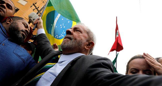 Brasil: La gira del reencuentro con el pueblo