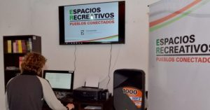 """Continúa la implementación del programa """"Pueblos Conectados"""" en Juntas de Gobierno entrerrianas"""
