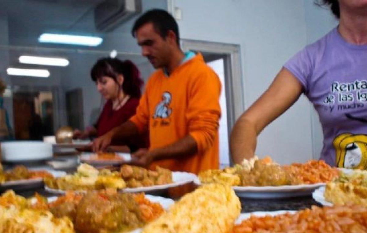 Por la suba de la demanda social en Río Cuarto, refuerzan partidas en 2 millones