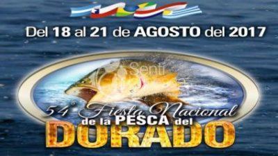 Fiesta Nacional del Dorado en Paso de la Patria, del 18 al 21 de agosto
