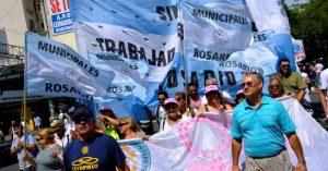 FESTRAM Santa Fe participa de la Movilización convocada por la CGT