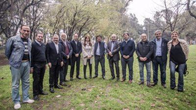"Cristina se reunió con los intendentes de la Tercera, el ""bastión"" del kirchnerismo"