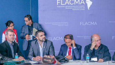 Malvinas: Alcaldes latinoamericanos apoyaron el reclamo de soberanía