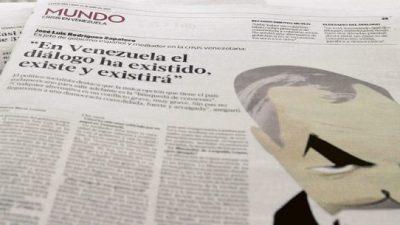 Insólito: un diario chileno publicó entrevistas falsas durante más de un año