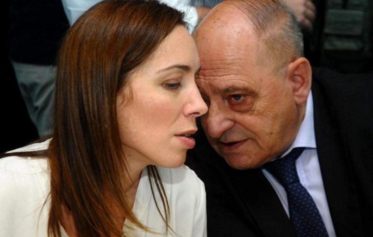 El intendente de Moreno tambiéncruzó a Vidal y a Macri por el reparto desigual de partidas presupuestarias