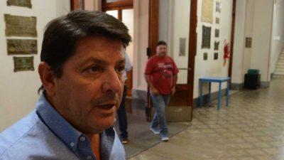 """""""Me llevo soluciones para los compañeros"""", dijo el titular del sindicato de Municipales de Bahía Blanca"""