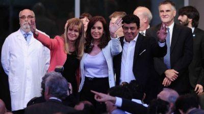 En La Matanza, Cristina sacó más de 20 puntos de diferencia