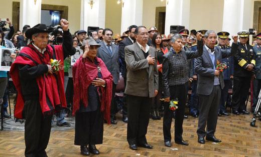 Bolivia buscará su verdad