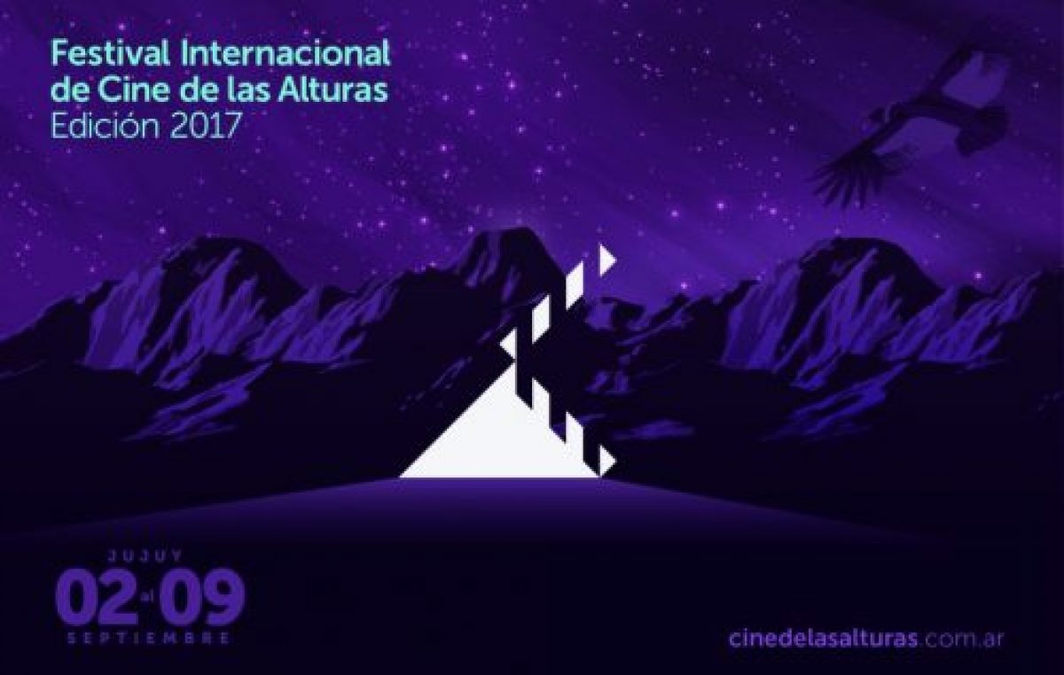 Festival Internacional de Cine de las Alturas, en Jujuy, del 2 al 9 de septiembre