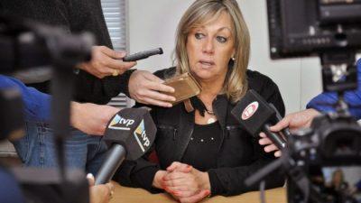 La intendentareitero que Provincia tiene una millonaria deuda impositiva con Rawson