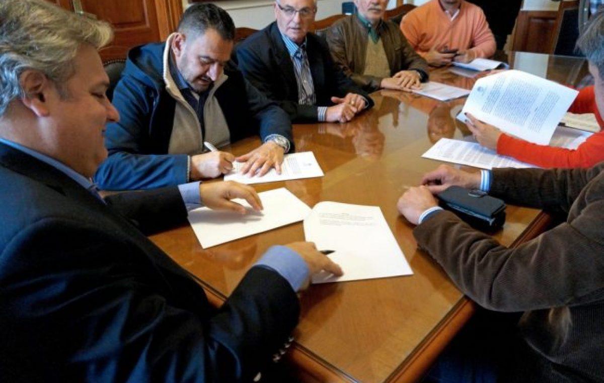 FESTRAM suscribió con la Provincia de Santa Fe un convenio de capacitación