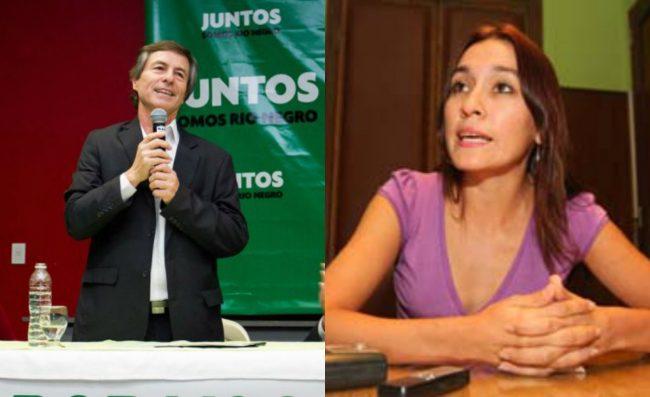 Cambiemos y JSRN sólo ganaron en ocho municipios rionegrinos