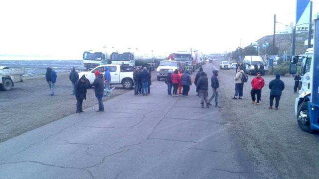 Caleta Olivia: SOEMCO reclamó por el pago de sueldos