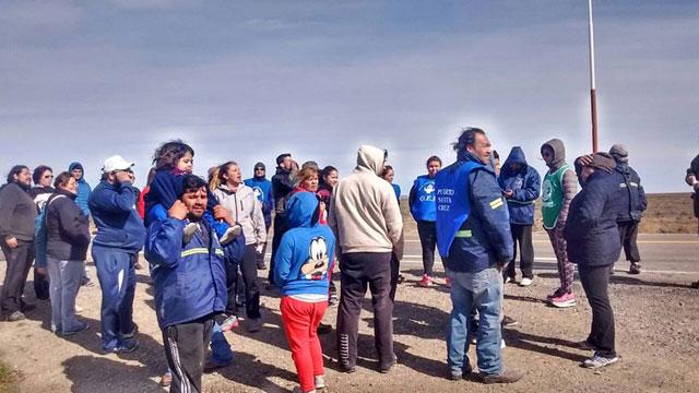 Municipales de Puerto Santa Cruz esperan respuestas a su pedido de incremento salarial