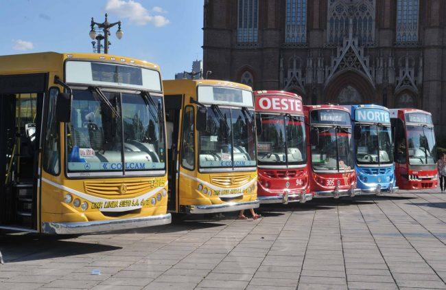 Detallan cuánto cuesta el boleto de colectivo en diversas ciudades del país