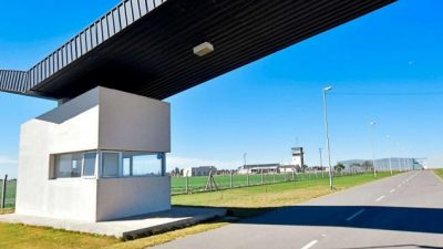 El aeropuerto de Villa María ya no tiene vuelos de línea