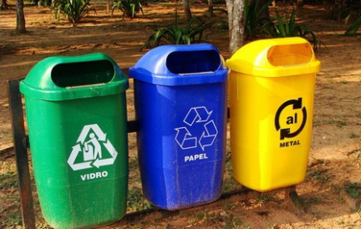 Mendiolaza relevó que el 80% de su basura es reciclable