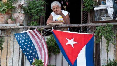 Trump canceló el acuerdo con Cuba