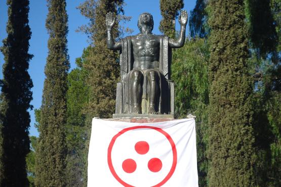 Un parque de los pueblos originarios en Mendoza