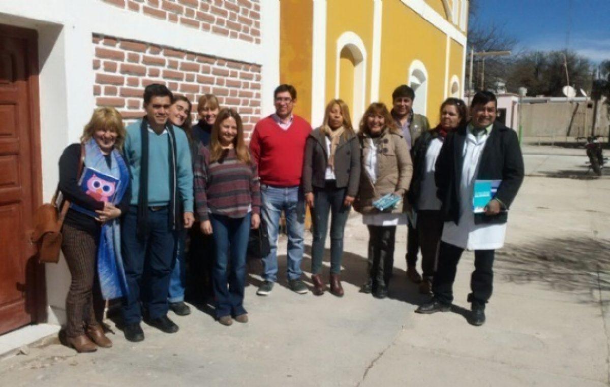 Intensas actividades del Programa Municipios Saludables en Catamarca