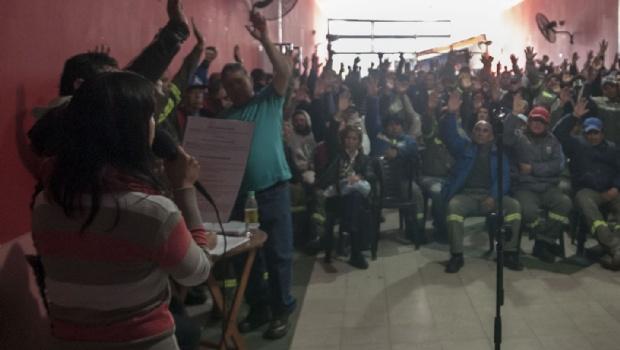 Catamarca: SOEM eliminó del estatuto la reelección indefinida