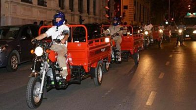 La Municipalidad entregará 20 motocarros a familias paranaenses