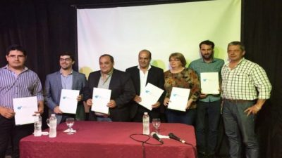 Se conformó una red de cinco municipios entrerrianos para prevenir desastres naturales