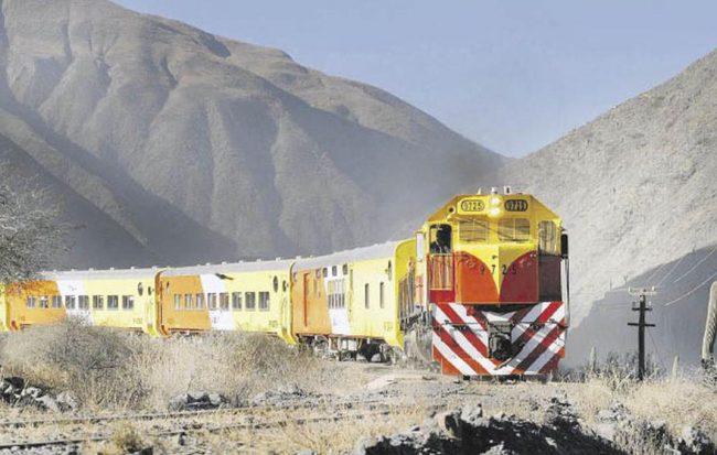 Próximo inicio de obras del tren Jujuy- La Quiaca