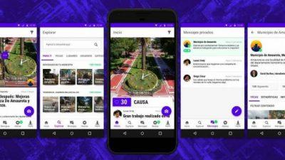 Una App para colaborar con la gestión de los municipios mendocinos