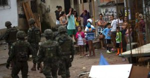 Récord de violencia en Brasil: hay 155 asesinatos diarios