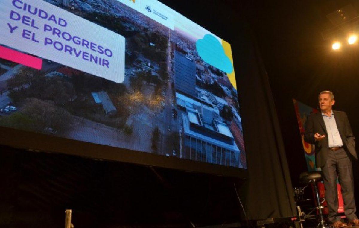 El Intendente de Neuquénquiere extender el Metrobus a Cipolletti y Centenario