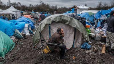 Francia: Ante el dolor de los inmigrantes
